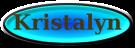 Kristalyn records logo